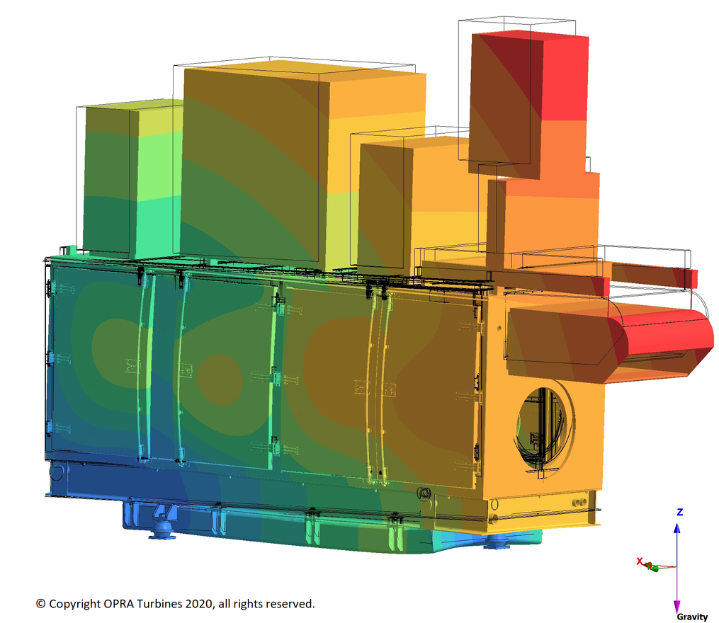 Machinebouw - Structural Mechanical Analysis FEA FEM