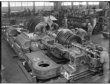 Stork Turbines HD LD + onderhelft 1939