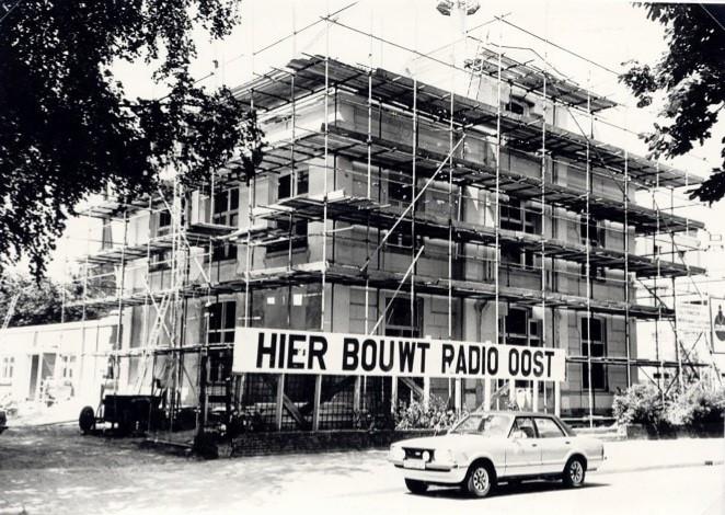 Hengelo, Beursstraat 2 - Radio Oost
