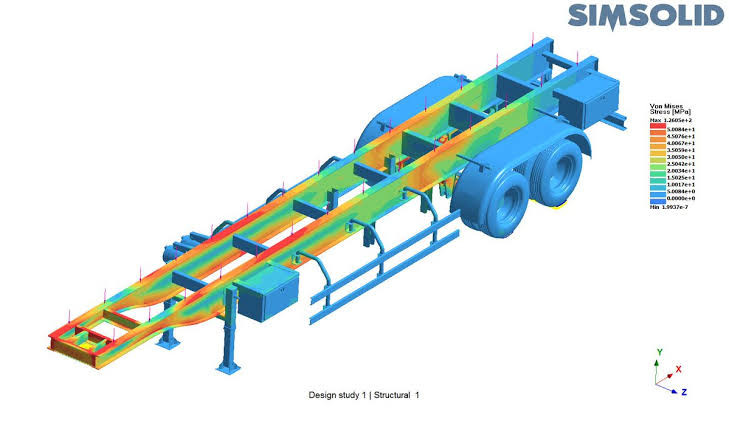 SimSolid-image-truck-structure-detailed-FEA