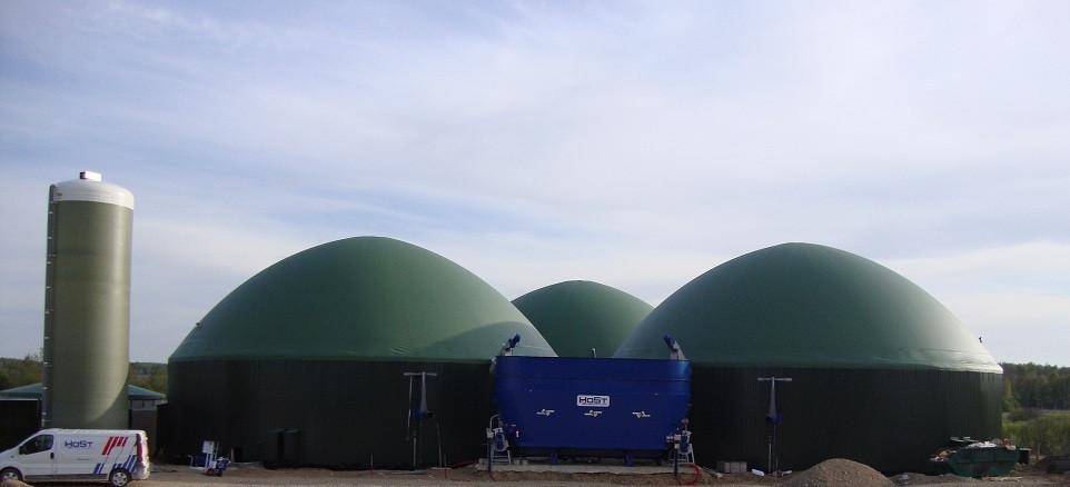 Host-Priekules biogas