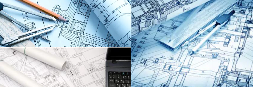 Mechanical detail drawings
