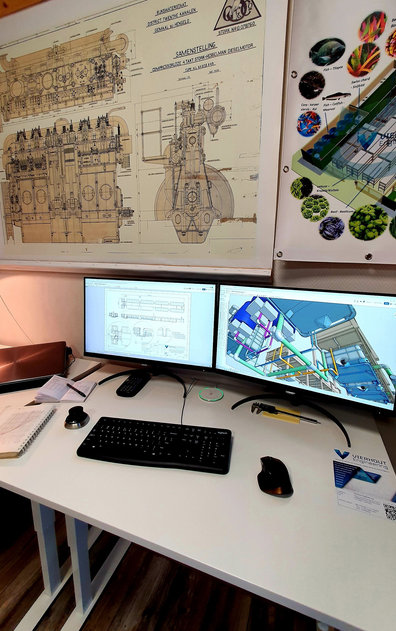 WTB-Mechanical-Vierhout Engineering-office