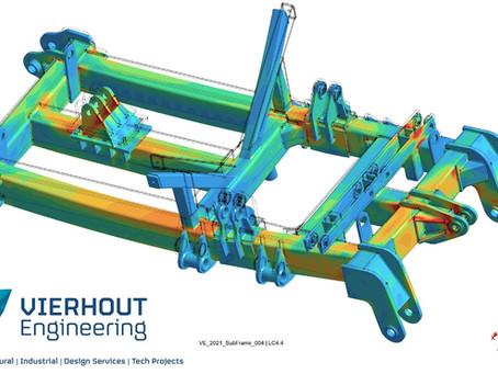 Efficiënte en gedetailleerde werktuigbouwkundige constructieberekeningen door Vierhout Engineering.