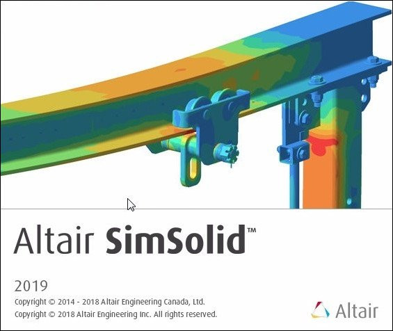 Simsolid Structural simulation
