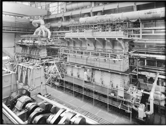 Stork Dieselmotor H.O.T.L.O.  1963