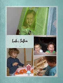 Baby time, campamentos urbanos, días sin cole... actividades para permitir la conciliación familiar-laboral-social en Ludo y Sofía, tu espacio family friendly