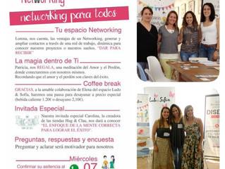 """Resumen de la Primera Sesión de """"Tu Espacio Networking"""""""