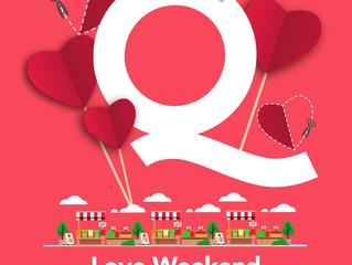 Nos vamos al Love Weekend con ArteDiseño Complutum