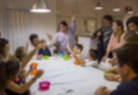 En Ludo y Sofía hacemos cumpleaños personalizados con juegos, merienda, talleres o pequeñas actuaciones