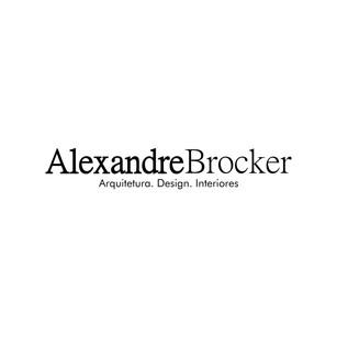 Identidade Visual Alexandre Brocker