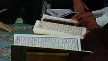 Prayer Services