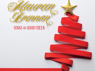 "Get my album, ""Songs of Good Cheer"" in time for the holidays!"
