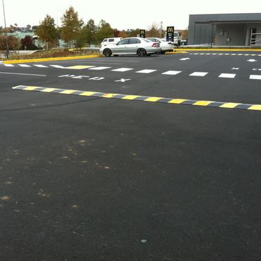 Industrial Carpark