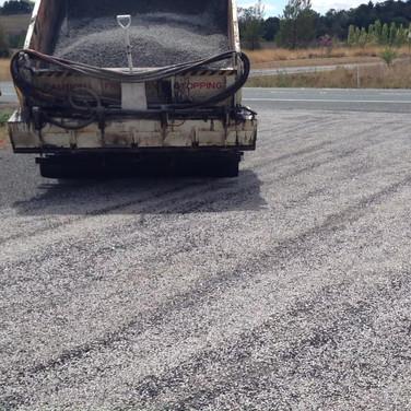 ACT Bitumen 2 in 1 Truck