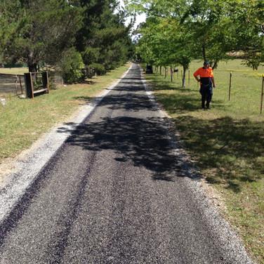 Bitumen Road Goulbourn