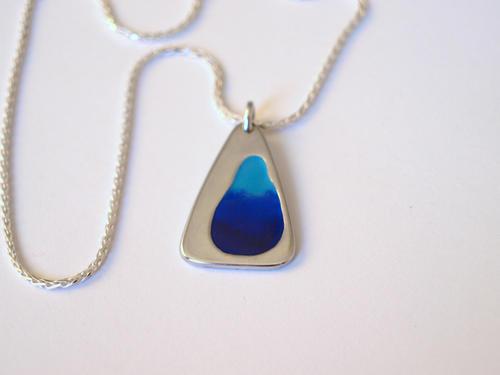 Ocean Blue Necklace