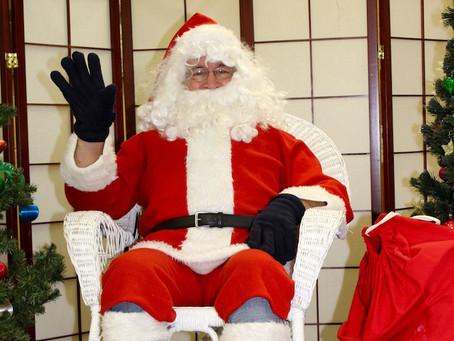 Fête de Noël des enfants et Souper fondue: deux grands succès!