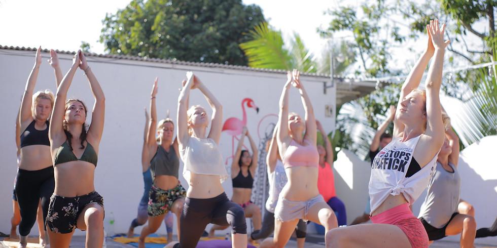 Plant Based Yoga Retreat