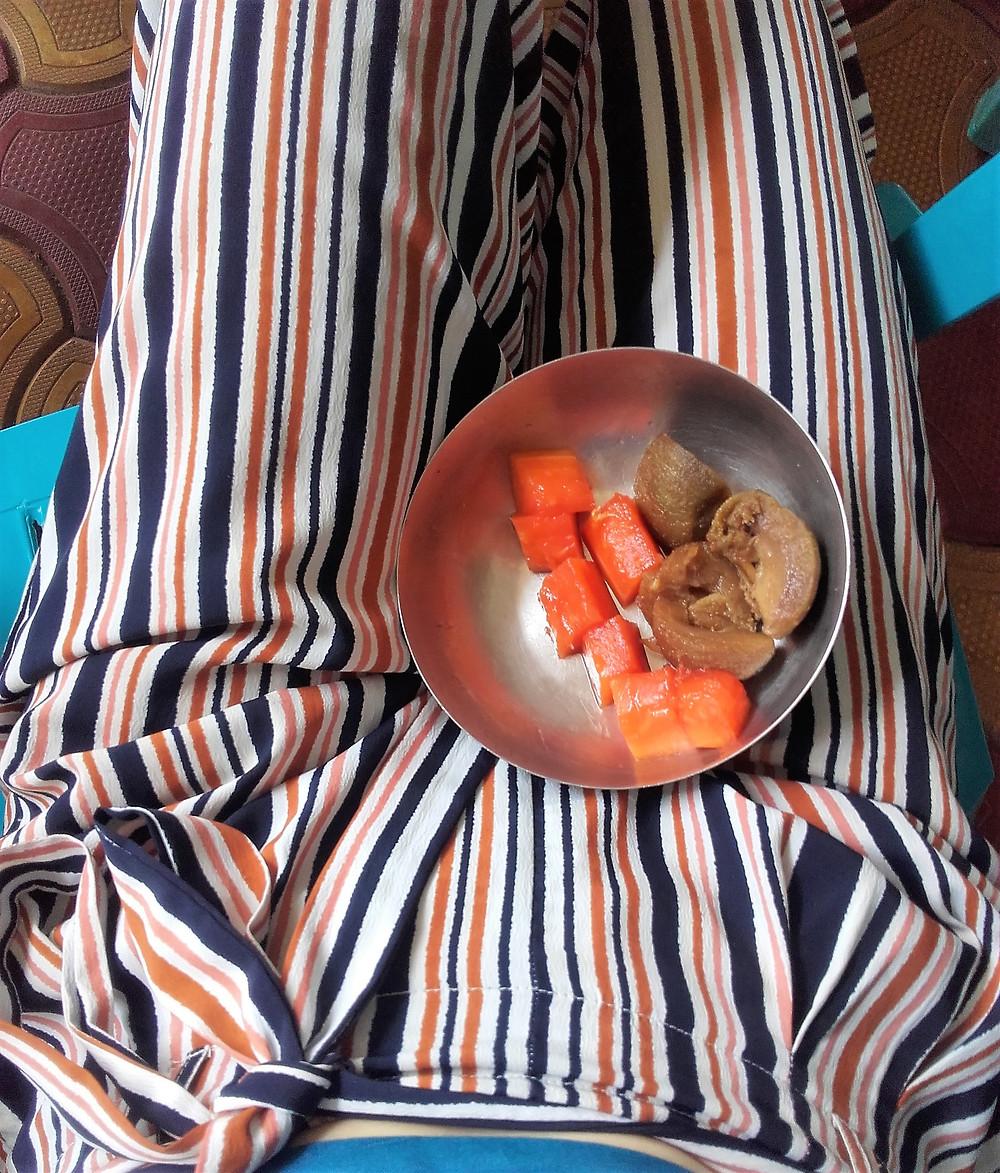 Indian Fruit Snack Vegan