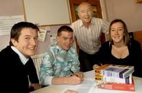 Engineer Mentors Back In Classroom
