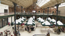 Burton-on-Trent's Market Hall Reopens