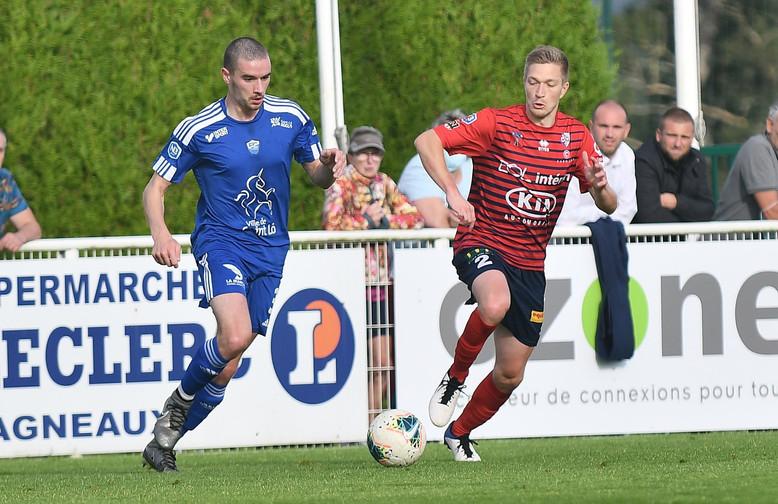 Le FC Saint-Lô défie Oissel dans le sillage d'Alexis Alibert