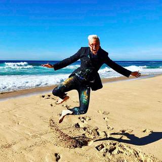 Beach Leap