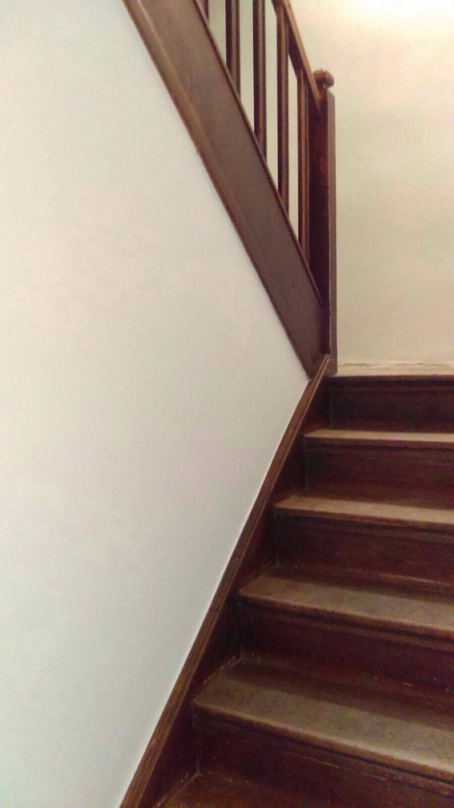 Remont schodów - usunięcie okładziny