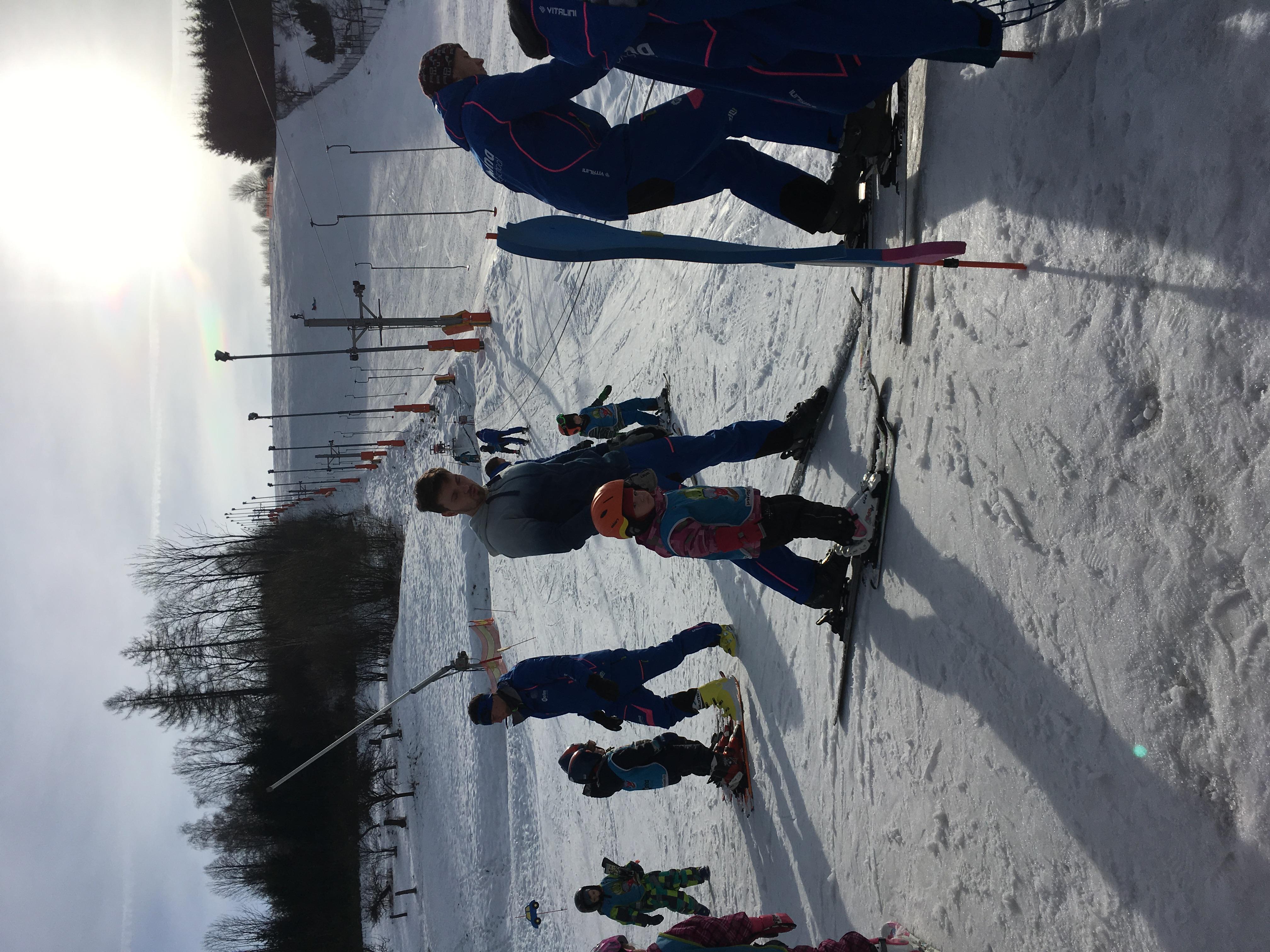Kurs narciarski 2018