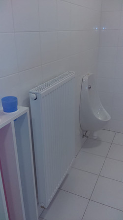 Przeróbka łazienki