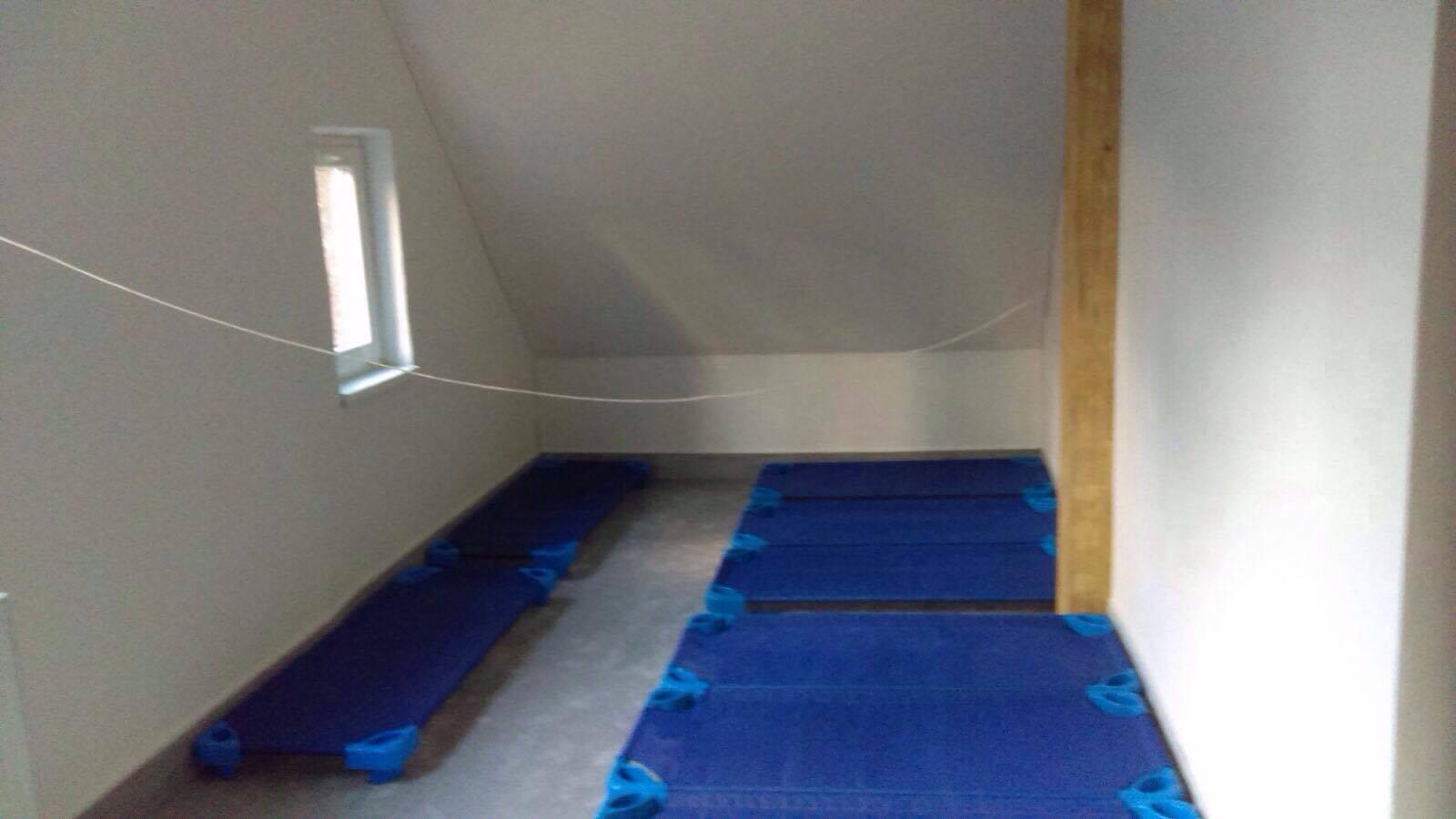 Remont sypialni - z dywanem