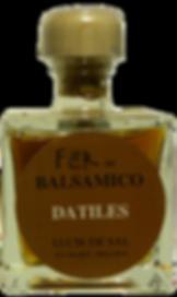Flor De Balsamico Datiles