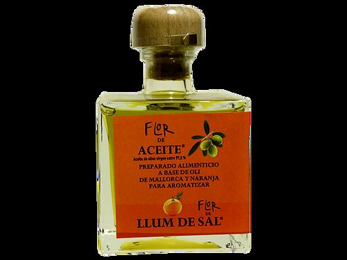 Aceite con Naranja
