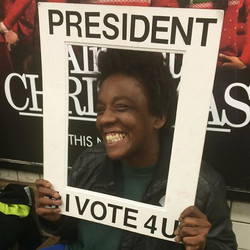 Chondrae is President of_Children's Advocacy
