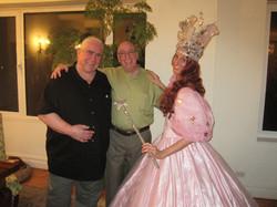 Herman and Joel 2011 - Glinda - Jester of the Peace