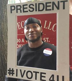 Dwayne is President of Schools
