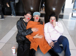 Clown Curious 20101