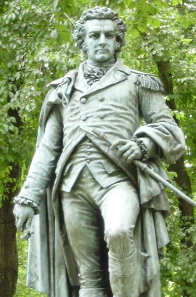 Marblehead - Original Statue