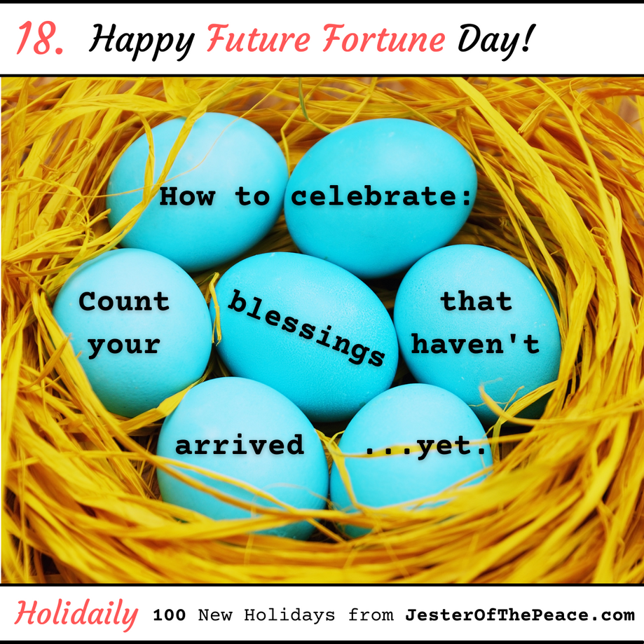 Future Fortune Day