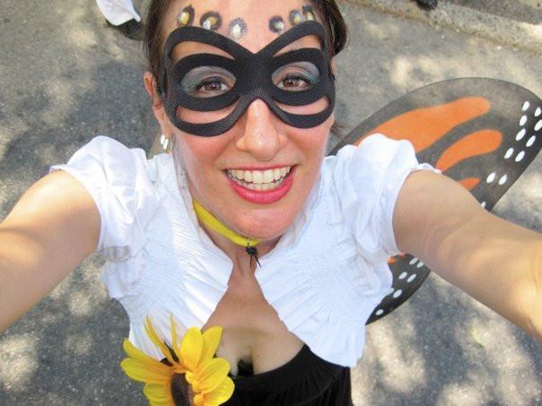 Barbara in Butterfly Mode