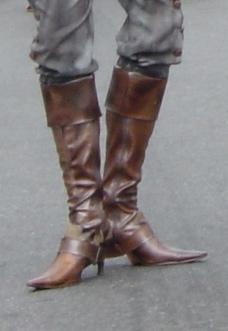 Marblehead - Boots (Sassy)