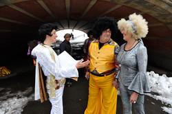 Jester Of The Peace - John Mazlish Photo - Disco Elvis Wedding