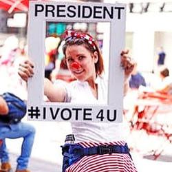 Frances at the Polls