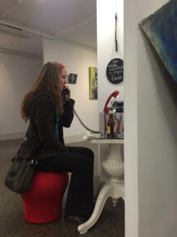 Calling In - Barbara Ann Michaels  - 54