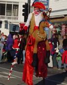 Yankee Doddle Rides Rudolph Reindeer
