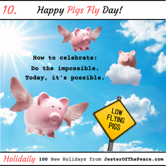 Pigs Fly Day