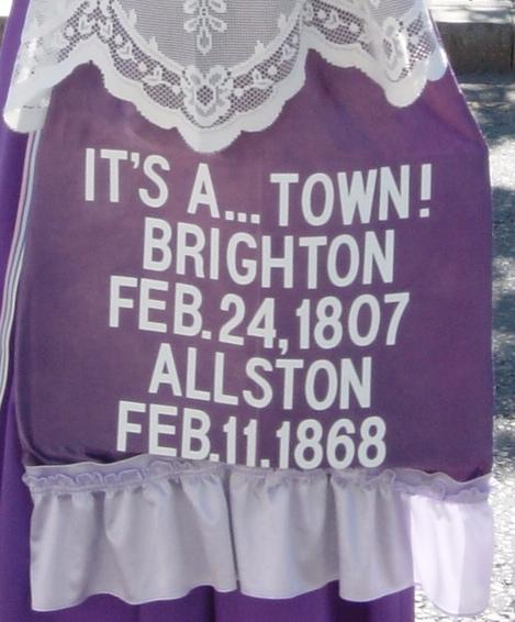 Allston/Brighton - Birth Announce