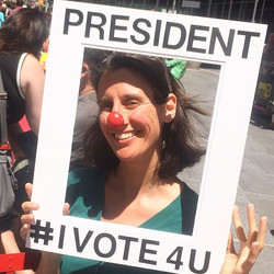 Barbara is the President of the I Vote 4 U project and of the Ripple Affection company