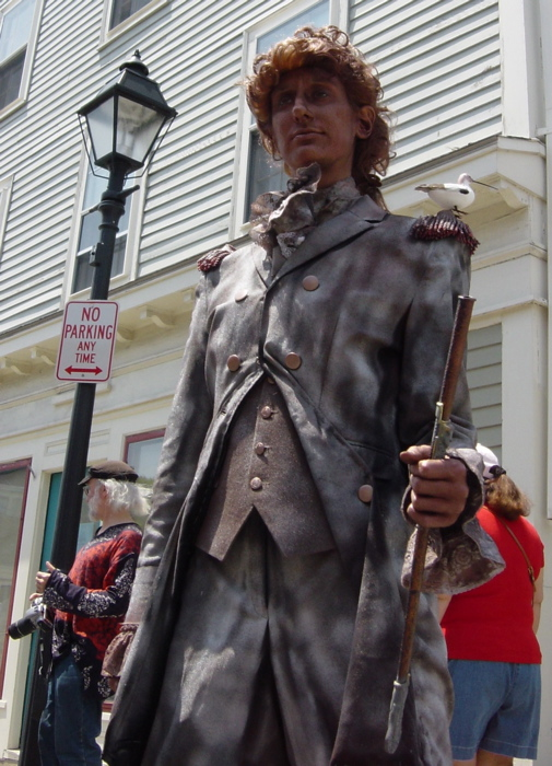 Marblehead - Look Up to a Great Man